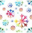snowflake icon Eps10 vector image vector image