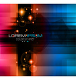 Abstract high tech background for covers vector image vector image