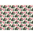 rusian bear seamless pattern vector image vector image