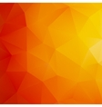 Orange Abstract Mesh Background EPS10 vector image