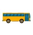 bus truck public car icon vector image vector image