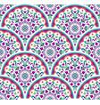 colorful batik pattern