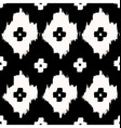 Seamless Tribal Pattern vector image