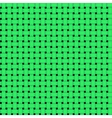 seamless green simple grid pattern vector image