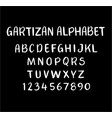 gartizan alphabet typography