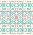 retro abstract geometric pattern vector image vector image