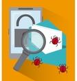 Security system desgin vector image vector image