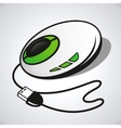 optical Mouse vector image