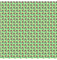 seamless colorful simple grid pattern vector image