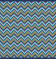 vivid zigzag geometric seamless pattern vector image vector image