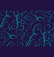 seamless pattern element with vector image