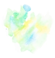 Abstract colorful watercolor EPS10 vector image
