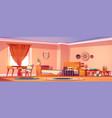 boho bohemian bedroom interior empty room design