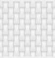 light abstract repetitive pattern 3d tetragonal vector image
