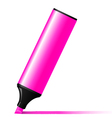 marker vector image vector image
