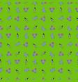 safari pattern seamless vector image