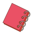 Book education school vector image