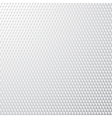Gray background carbon pattern vector image vector image