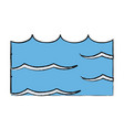 water environment conservation energy save vector image