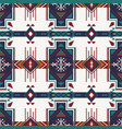 native southwest american indian aztec navajo vector image vector image
