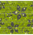 Pattern with nature and grunge vector | Price: 1 Credit (USD $1)