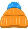 Winter Seasonal Hat Isolated