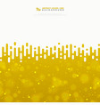abstract wavy stripe lines gold texture glitters vector image