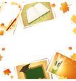 education frame vector image vector image