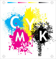 Cmyk elements vector | Price: 1 Credit (USD $1)