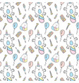 coticorn pattern fashion vector image