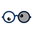 glasses icon image vector image vector image