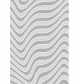 Gray Striped Texture vector image vector image