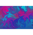 modern abstract neon acrylic colors wallpaper vector image vector image