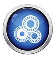 Bearing icon vector image