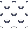 bow tie icon in cartoon style isolated on white vector image
