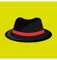 hat icon design vector image vector image