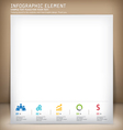 template modern design template vector image vector image