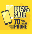 poster most selling smartphones with a percent