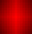 Red geometric background Ruby an abstract pattern vector image vector image