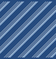 blue background lines seamless pattern vector image vector image