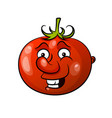 tomato icon in flat style vector image vector image