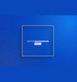 blue modern background composition vector image vector image