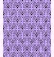 decorative openwork pattern vector image vector image