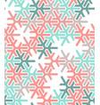 geometric islamic pattern color arabic vector image