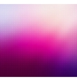 Purple gradient Dotted background vector image