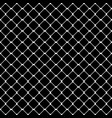seamless abstract monochrome square pattern vector image vector image