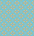 Thai traditional style art pattern vector image vector image