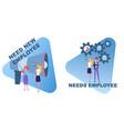 flat design modern icons set website seo vector image vector image