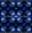 Seamless pattern with texture of sapphire