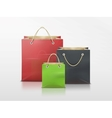 Shopping bags set vector | Price: 3 Credits (USD $3)